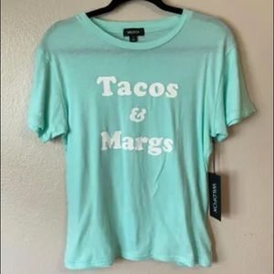 WildFox Tacos and Margs T-Shirt